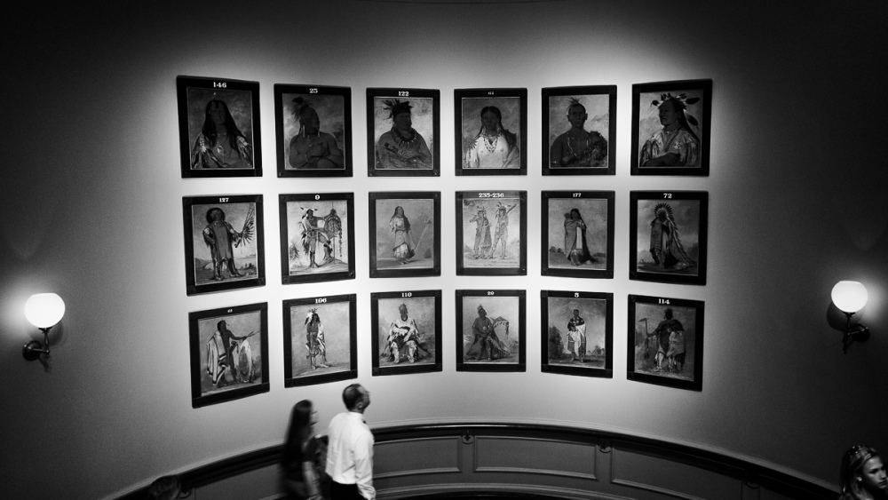 National Portrait Gallery, Washington, 2015